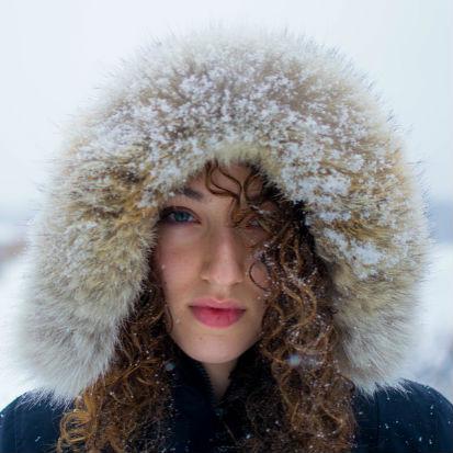 Proteggere la pelle dal freddo