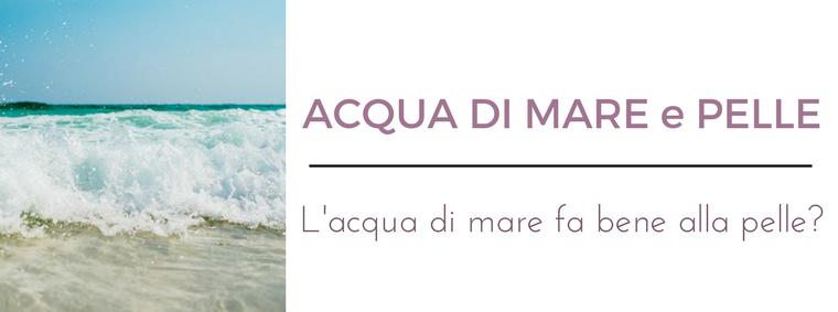 Acqua del mare e pelle: i migliori consigli del Dermatologo Antonino Di Pietro dell'Istituto Dermoclinico Vita Cutis di Milano