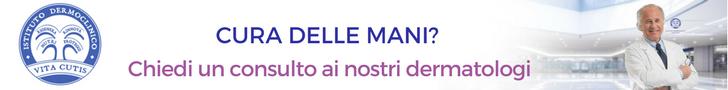 Mani perfette: consulto online del migliore dermatologo a Milano all'Istituto Dermoclinico Vita Cutis Plinio