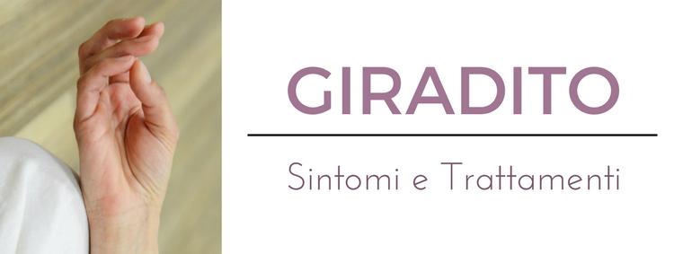 Giradito: i migliori consigli del Dermatologo Antonino Di Pietro dell'Istituto Dermoclinico Vita Cutis di Milano