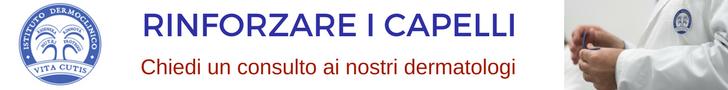 Rinforzare i capelli: consulto online del migliore dermatologo a Milano all'Istituto Dermoclinico Vita Cutis Plinio
