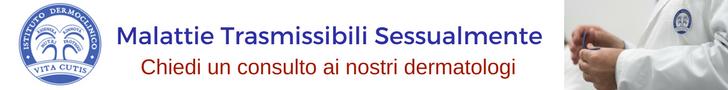 Malattie Trasmissibili Sessualmente: consulto online del migliore dermatologo a Milano all'Istituto Dermoclinico Vita Cutis Plinio