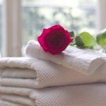 Il cambio di biancheria per mantenere l'igiene personale tutto l'anno.