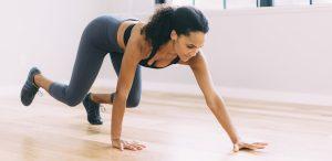 Il crawling, un nuovo allenamento per i glutei