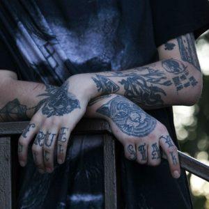 Tatuaggi senza rischi