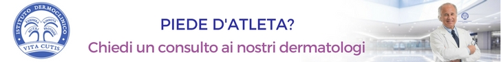 Piede d'atleta: consulto online del migliore dermatologo a Milano all'Istituto Dermoclinico Vita Cutis Plinio