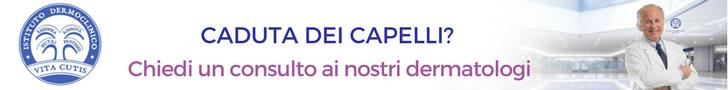 Caduta dei capelli: consulto online del migliore dermatologo a Milano all'Istituto Dermoclinico Vita Cutis Plinio