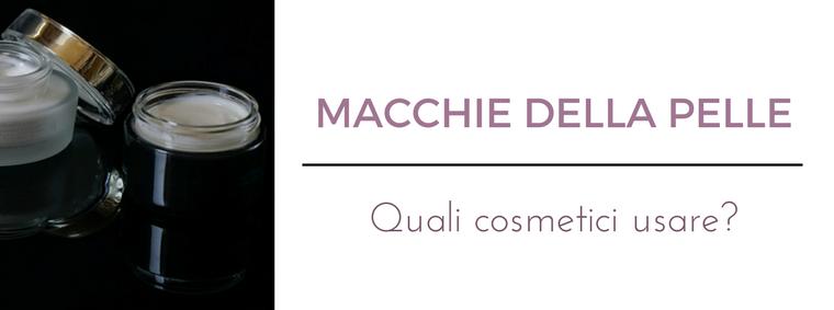 Cosmetici per le macchie della pelle: i migliori consigli del Dermatologo Antonino Di Pietro dell'Istituto Dermoclinico Vita Cutis di Milano