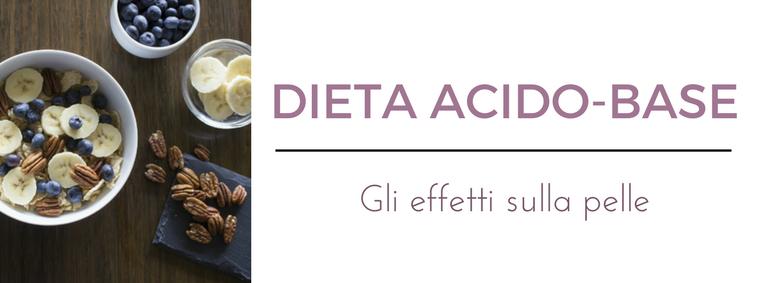 Dieta acido-base: consulto online del migliore dermatologo a Milano all'Istituto Dermoclinico Vita Cutis Plinio