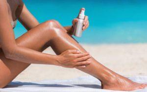 Come scegliere la crema solare in base al tipo di pelle.