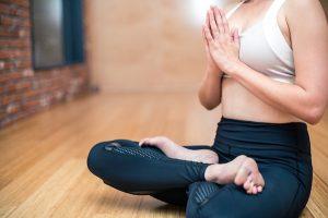 Lo yoga è ottimo per tonificare i tessuti e riattivare la circolazione.