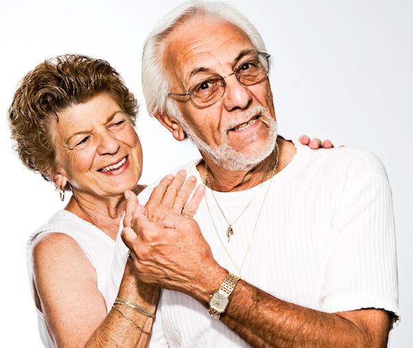 incontro anziani sopra i 60 anni di età