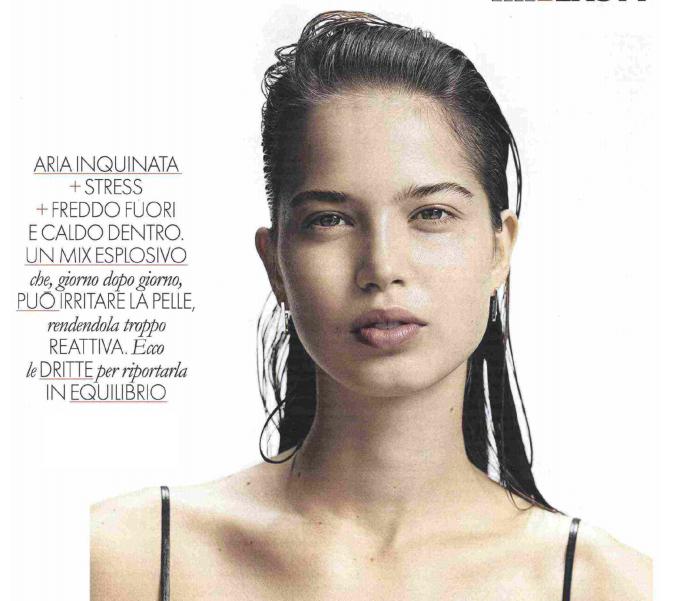Pelle sensibile? Quali sono i prodotti per il viso più adatti?