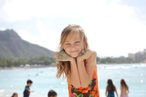 La crema solare per bambini con Plusolina può essere applicata a partire dai 36 mesi.