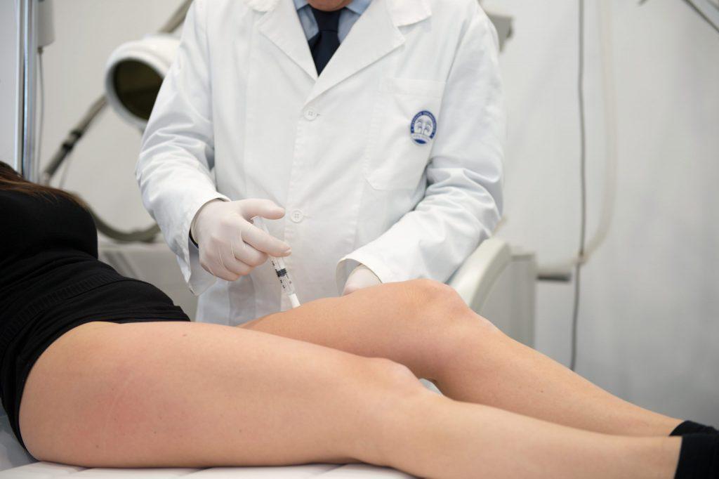 Microterapia trattamento contro la cellulite