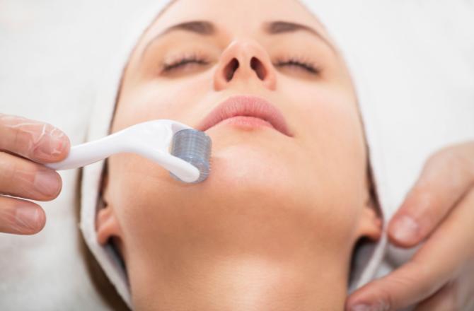 Dermaroller come funziona e quali sono i rischi per la pelle